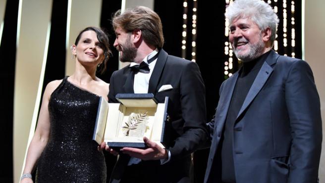 """Cannes 2017 - Pedro Almodóvar: """"He sentido el impacto de encontrarme ante una obra maestra"""""""