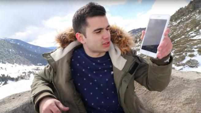 Staxx es uno de los 'youtubers' que se han mudado a Andorra.