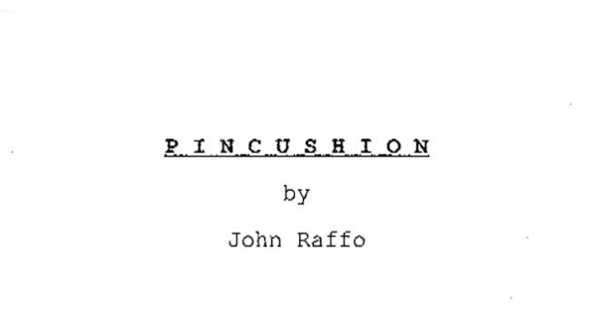 'Pincushion', el blockbuster que nunca existió