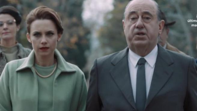 Los homenajes a Alfred Hitchcock en 'El Ministerio del Tiempo'