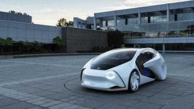 """El fabricante de automóviles japonés señaló en el CES de este año que la industria del automóvil no está """"ni siquiera cerca"""" de los coches totalmente autónomos."""