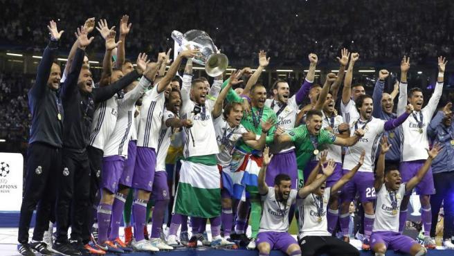 El Real Madrid accedía por segundo año consecutivo a la final y goleaba a la Juventus para levantar la duodécima Champions.