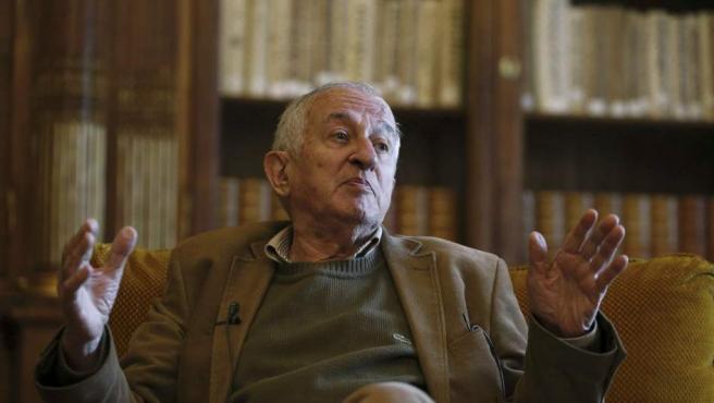 Imagen de archivo del escritor Juan Goytisolo.