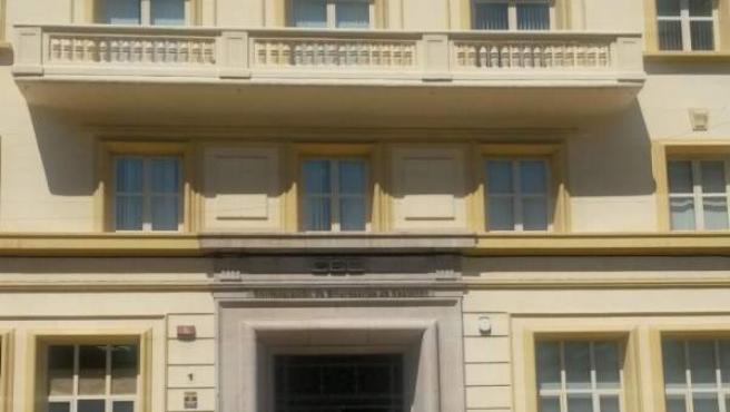 Sede de la CEC