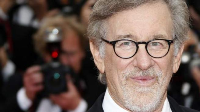 El director estadounidense Steven Spielberg en la 69 edición del Festival de Cine de Cannes.