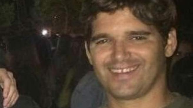 Imagen de Ignacio Echeverría, español desaparecido en Londres tras enfrentarse con uno de los terroristas.