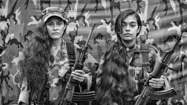 Una de las fotografías de Álvaro Ybarra incluída en el proyecto Macondo, memorias del conflicto colombiano.