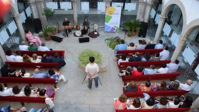 Gala del fallo del Premio de Cuentos Ciudad de Coria