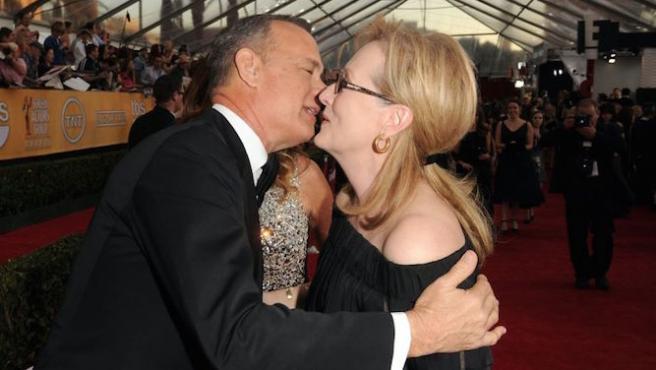 Tom Hanks y Meryl Streep salvarán el periodismo con Steven Spielberg