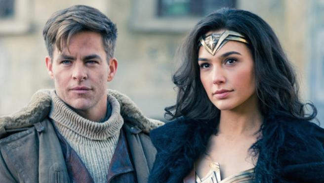 'Wonder Woman' es la película más tuiteada de 2017