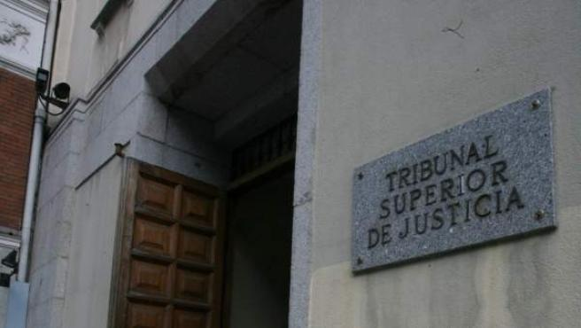 Sede del Tribunal Superior de Justicia (TSJ) de Madrid.