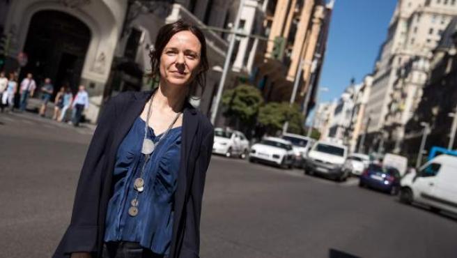 La socióloga Belén Barreiro, directora de MyWord y autora del libro 'La sociedad que seremos'.