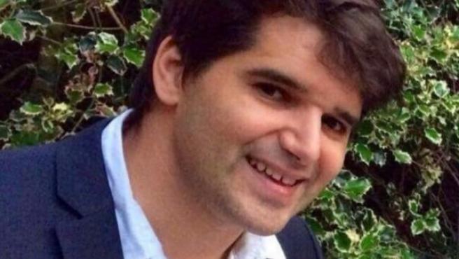 Ignacio Echeverría, el español que murió en los ataques en London Bridge, en una imagen publicada en Change.org.