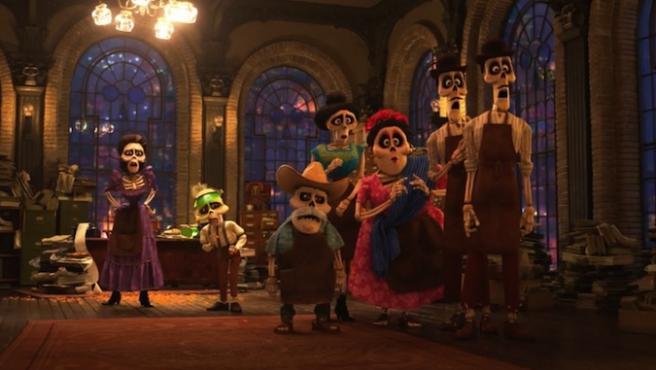 Nuevo tráiler de 'Coco': Pixar en el Día de los Muertos