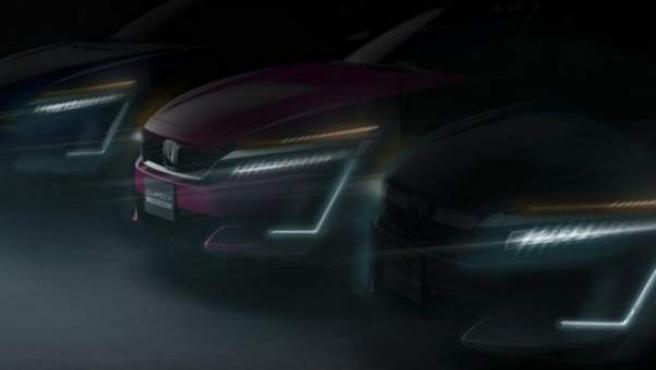 El fabricante de vehículos japonés ha mostrado el Clarity, un vehículo con tres versiones: una híbrida enchufable, otra 100% eléctrica y una tercera más innovadora y futurista, que incluye una pila de hidrógeno.