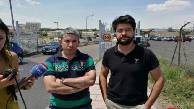 Ávila: Zazo Y González