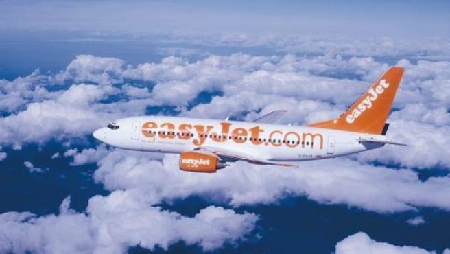 Imagen de archivo de un avión de la compañía EasyJet.