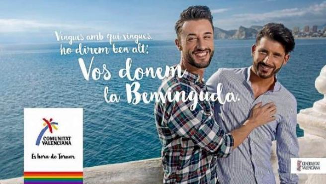 Campaña de la Agencia Valenciana de Turismo