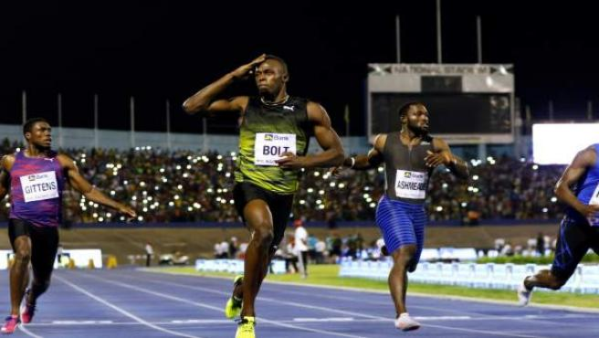 Usain Bolt Jamaica Racers Grand Prix