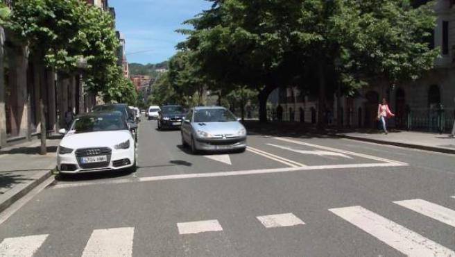 Bilbao quiere cobrar a los coches por entrar a la ciudad