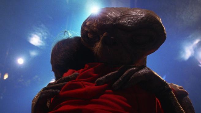 Hoy se cumplen 35 años del estreno de 'E.T. el extraterrestre'