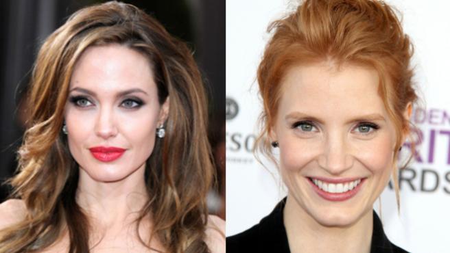 ¿Puede Angelina Jolie unirse a 'X-Men: Dark Phoenix? ¿o será Jessica Chastain?