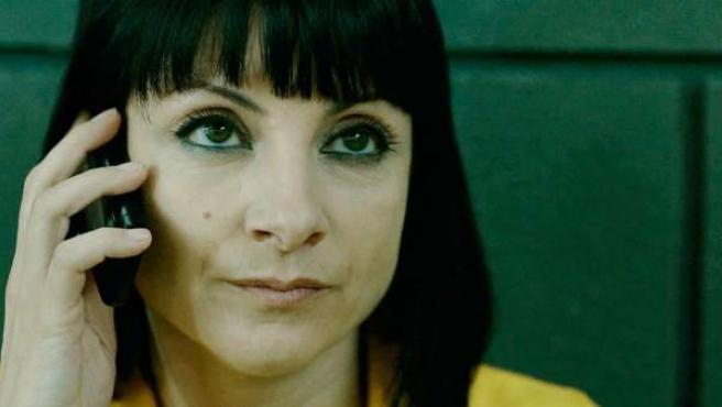 Zulema, el personaje de 'Vis a vis' interpretada por Najwa Nimri.