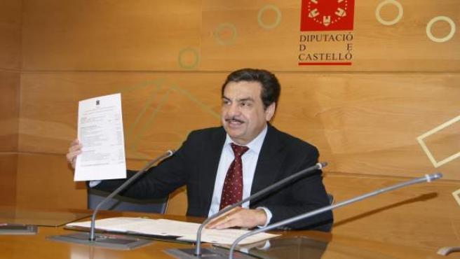 Francisco Martínez en imagen de archivo