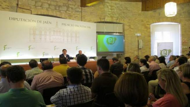 Presentación del portal Enfoca Jaén.