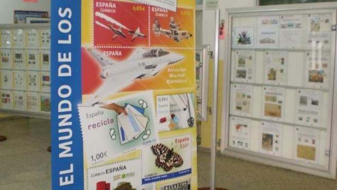Exposición 'El mundo de los sellos'