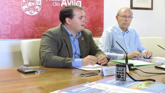 Duque (i) y Castell (d)