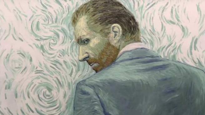 Fotograma de la película 'Loving Vincent'.