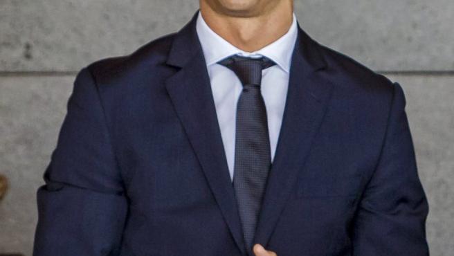 Fotografía de archivo del futbolista Cristiano Ronaldo.
