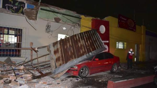 Al Menos Dos Muertos En Un Terremoto En Guatemala De Magnitud Superior A 6