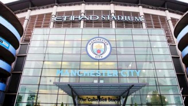 Estadio del Manchester City.