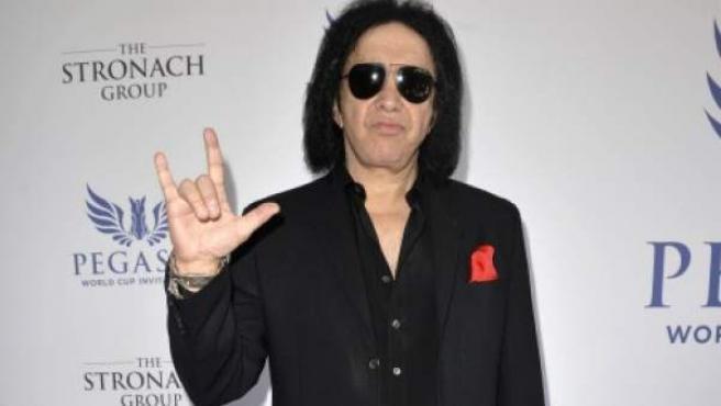 El líder de Kiss Gene Simmons, en una imagen reciente.