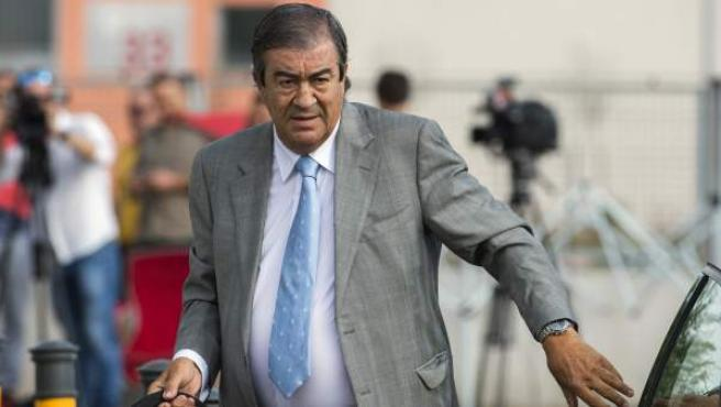 El exdirigente popular y exvicepresidente del Gobierno Francisco Álvarez-Cascos.