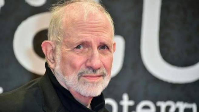 El director de cine Brian de Palma, en una imagen reciente.
