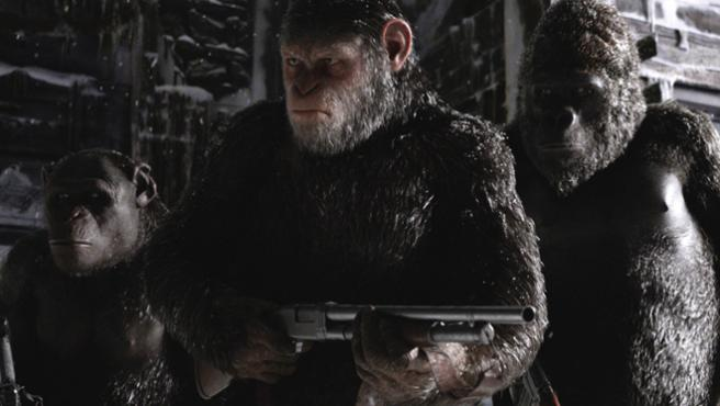 Nueva promo de 'La Guerra del Planeta de los Simios' con motivo del día del padre