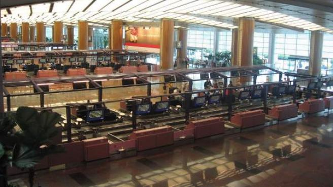 El aeropuerto internacional de Singapur ha sido elegido el mejor del mundo.