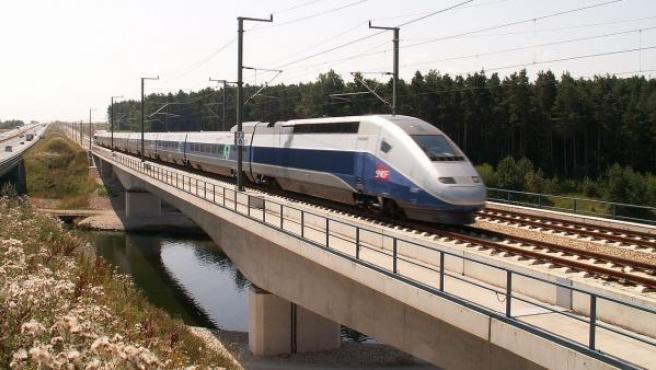 Estos trenes autónomos serán capaces de alcanzar velocidades de casi 321 km/h.