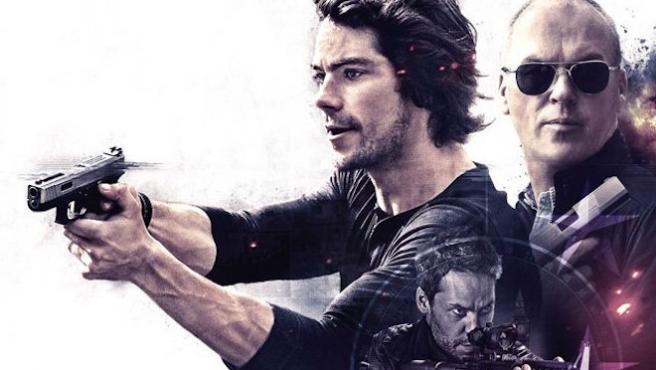 Tráiler para adultos de 'American Assassin', con Dylan O'Brien y Michael Keaton