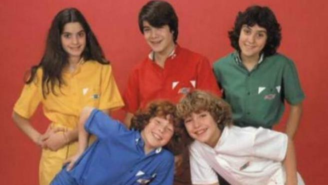 El grupo Parchís, en una imagen de archivo.