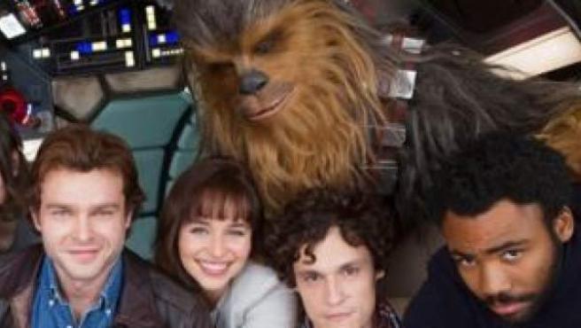 El equipo del nuevo spin-off de Star Wars, que relatará la juventud del contrabandista Han Solo.