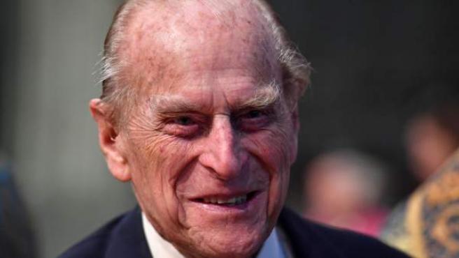 Felipe de Edimburgo, marido de la reina de Inglaterra