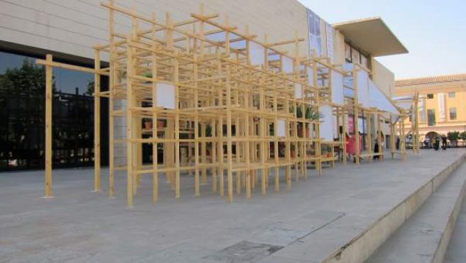 La instalación 'Transition' en el IVAM