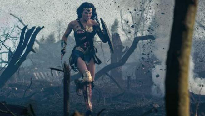 Gal Gadot protagoniza 'Wonder Woman'.