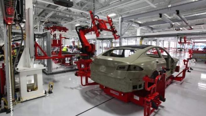 """Tesla quiere llegar a Shanghái con el objetivo de abastecer al creciente mercado chino con precios """"accesibles""""."""