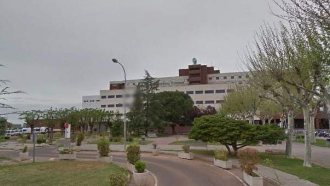 Hospital Infanta Cristina de Badajoz.