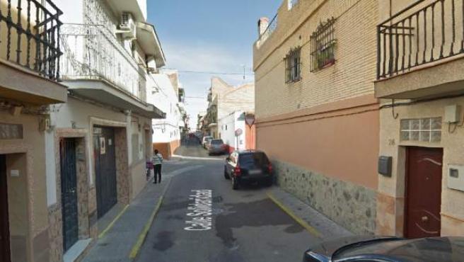 Imagen de la calle Solidaridad de Sevilla.